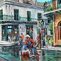 Grandpas Corner by Dianne Parks