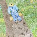 Grandpa's Footsteps by Nancy Suiter
