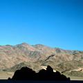 Grandstand At Racetrack Playa Death Valley by Brian Lockett