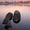 Granite Dells Twilight by Eric Foltz
