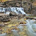 Granite Falls by Daryl L Hunter