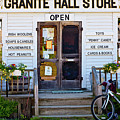 Granite Hall Store  by Susan Cole Kelly