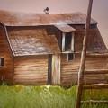 Granny's Barn by Sanderella McEwen
