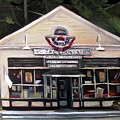 Granville Country Store Front View by Nancy Griswold