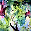 Grapes II by Karen Stark