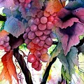 Grapes IIi by Karen Stark