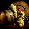 Grapes Of Wine by Tom Mc Nemar