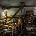 Graphic Artist - Master Press by Mike Savad