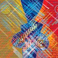 Graphics - Voiceprint, Read My Lips by Arthur Babiarz