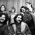 Grateful Dead 1970 London by Chris Walter
