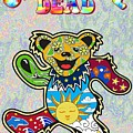 Grateful Dead by Troy Arthur Graphics