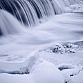 Graue Mills Falls by Steve Gadomski