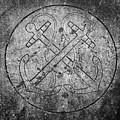 Grave Of Cadet Soady Macroom Ireland by Teresa Mucha