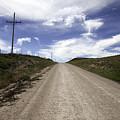 Gravel Road by Scott Sanders