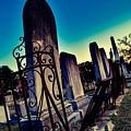 Gravesite by Angela Sherrer