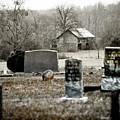 Graveyard Barn by Chris Jones