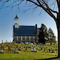 Graveyard Church by Murray Bloom