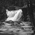 Gray Eagle Falls by Mick Burkey