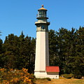 Grays Harbor Light Station by Christiane Schulze Art And Photography