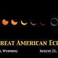 Great American Eclipse 1 by John Meader