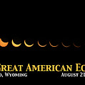 Great American Eclipse 2 by John Meader