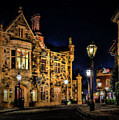 Great Britain World Showcase Epcot by Tommy Anderson
