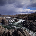 Great Falls - January 2011 by Christina Durity