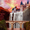 Great Falls Castle by Charlie Alolkoy