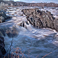 Great Falls Virginia by Suzanne Stout