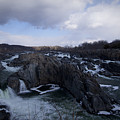 Great Falls Winter 2011 by Christina Durity