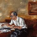 Great-grandpa by Robin DeLisle