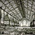 Great Market Hall by Claude LeTien