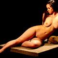 Great Pose by Robert D McBain