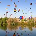 Great Reno Balloon Races by Steven Frame