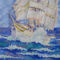 Great Sails.2006 by Natalia Piacheva
