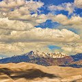 Great Sand Dunes National Monument by James BO  Insogna