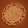 Great Seal Of The State Of New Mexico 1912 by Rob Hans