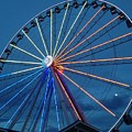 Great Smoky Mountain Wheel by Avery French