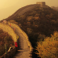 Great Wall In The Mist by Gloria & Richard Maschmeyer - Printscapes