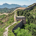 Great Wall Of China by Ben Tucker