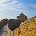 Great Wall Of China by Colleen Bessel