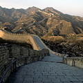 Great Wall Of China by Steve Williams