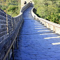 Great Wall Pathway by Carol Groenen