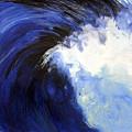 Great Wave by Sally Backey-Avant