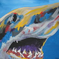 Great White by Caroline Davis
