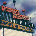 Greater Pittsburgh Five Drive-in by Steven  Godfrey