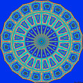 Grecian Tiles No. 2 by Joy McKenzie
