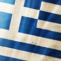 Greece Flag by Setsiri Silapasuwanchai