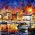 Greece by Leonid Afremov