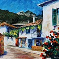 Greece  New by Leonid Afremov